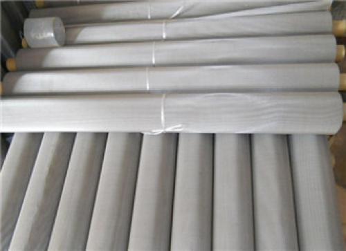 不锈钢竹立纹网