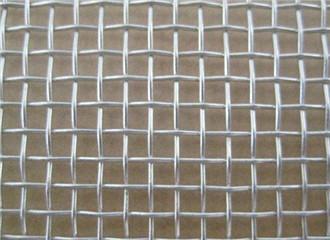 不锈钢轧花网1