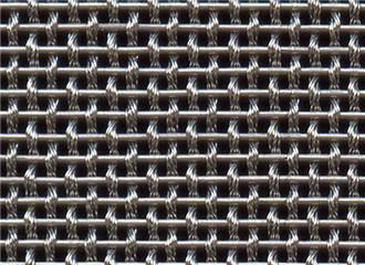 不锈钢轧花网3