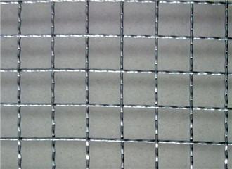 不锈钢轧花网2