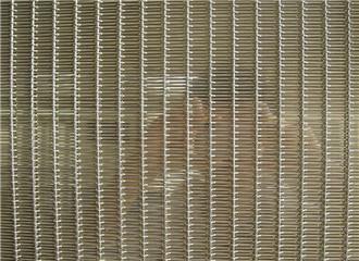 不锈钢席型网3